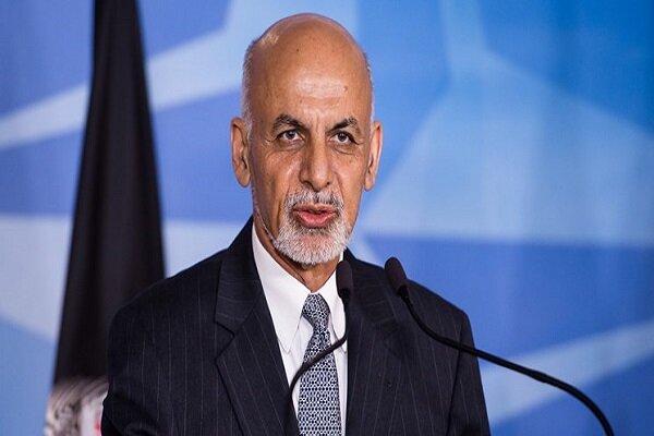 اشرف غنی: طالبان در روند صلح جدی نیست